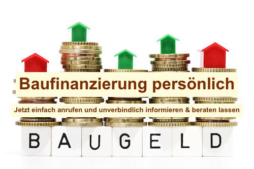 Baufinanzierung 500 000 Euro
