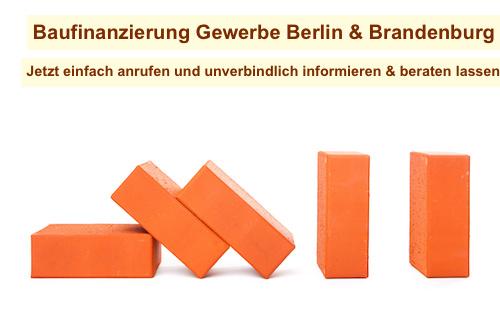 Baufinanzierung Gewerbe Berlin