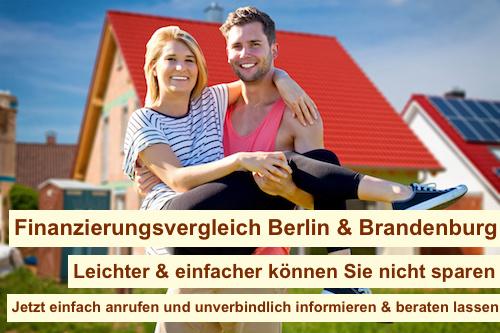 Baufinanzierung Kredit Berlin