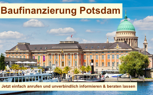 Baufinanzierung Potsdam