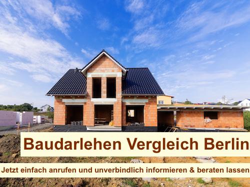 Baufinanzierung Preisvergleich Berlin