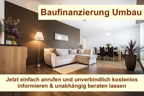 Baufinanzierung Umbau Berlin