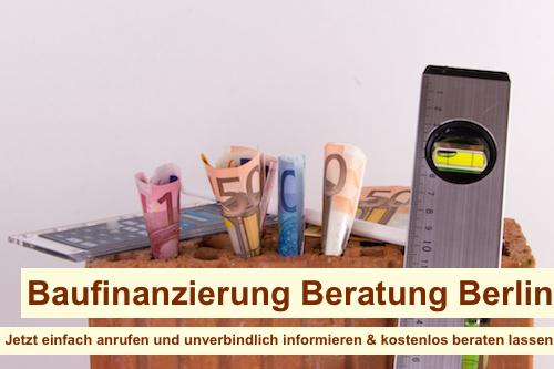 Baufinanzierung prüfen Berlin